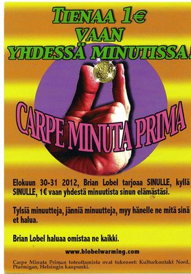 34 carpeminutaprima flyer